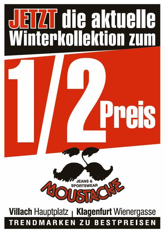 Halber Preis Winter